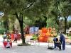 Park met kunst