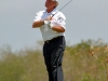 The 4th VIP.com Pro-Am Golf Tournament op de prachtige 5e hole van Blue Bay Golf Club in Curacao.
