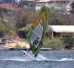 local windsurfclub Windfreaks held a final big downwind slalom competition on the Spanish Water.